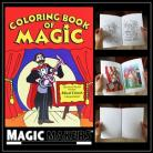 Color Changing Book - Easy Magic Trick (Magic Coloring Book)