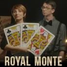 Royal Monte (Giant 3 Card Set)